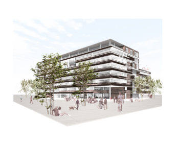 Competition to design the new headquarters for the IREC