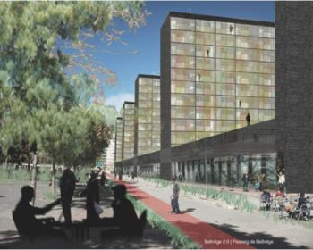 Proposal of urban improvement of the neighborhood of Bellvitge, Barcelona